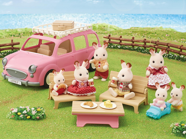 sf familie picknick auto - 18