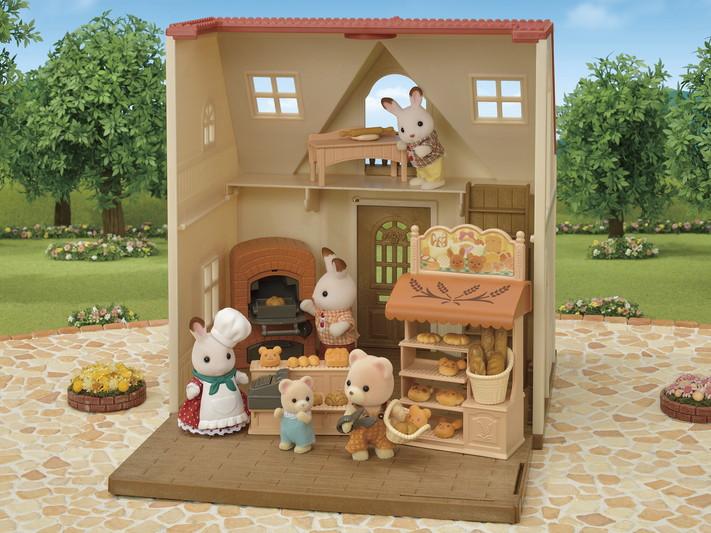 Bäckerei Set für Starter Haus - 13