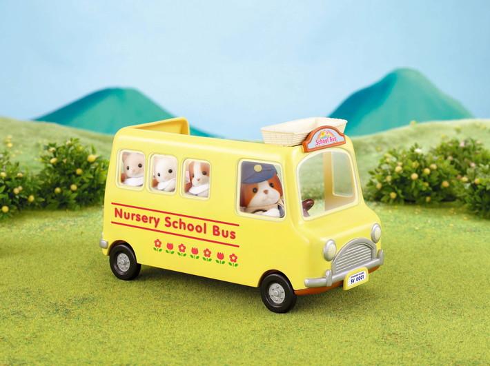 Vaikų darželio autobusas - 9