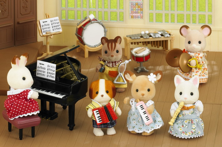 School Music Lesson - 5