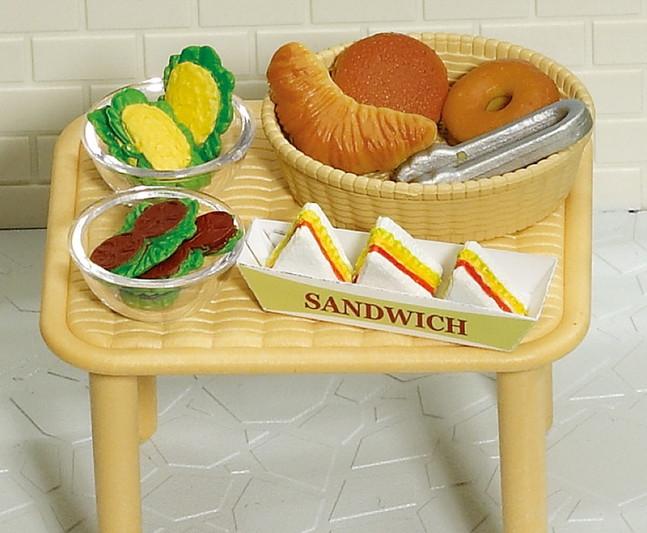 Scrumptious Sandwiches Set - 6