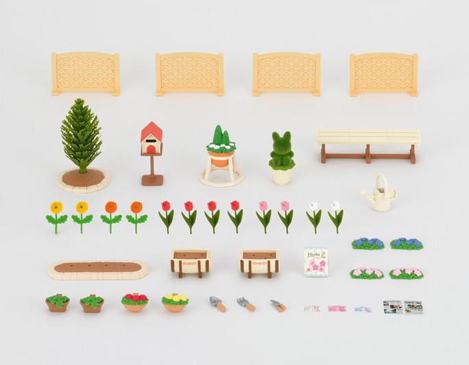 Dārza komplekts - 5