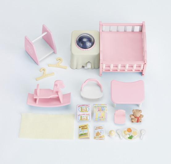 NightLight Nursery Set - 6