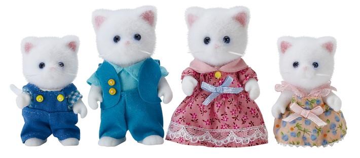 Persian Cat Family - 5