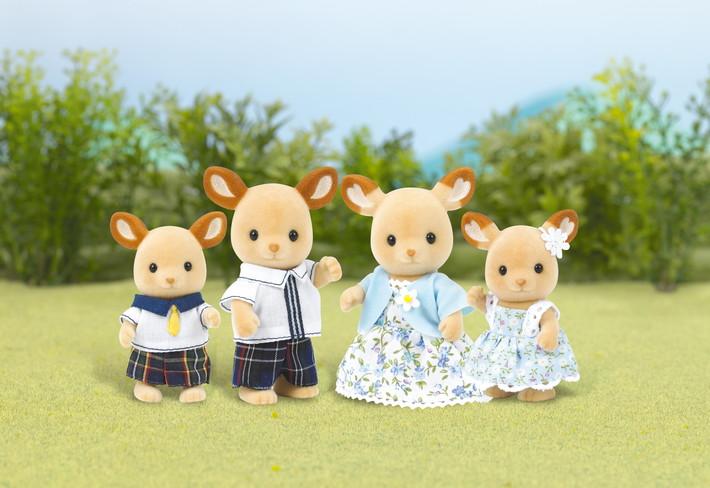 Red Deer Family - 6