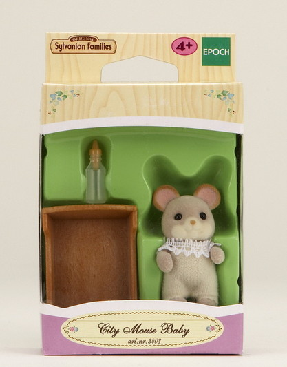 City Mouse Baby - 3