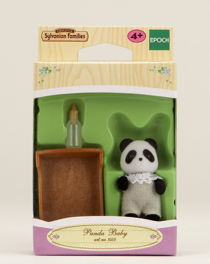 Panda Baby - 3