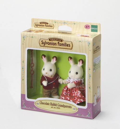 Chocolate Rabbit Grandparents - 3
