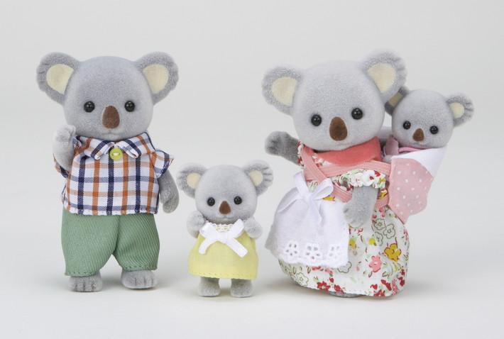 Família dos Coalas - 3