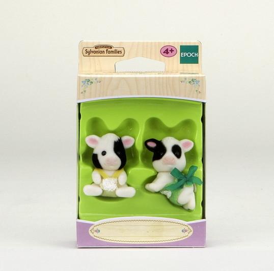 Friesian Cow Twins - 3