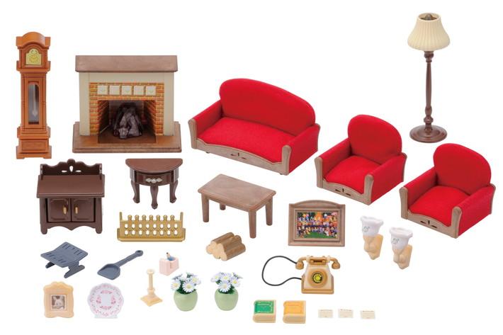 Marvelous Luxury Living Room Set   7