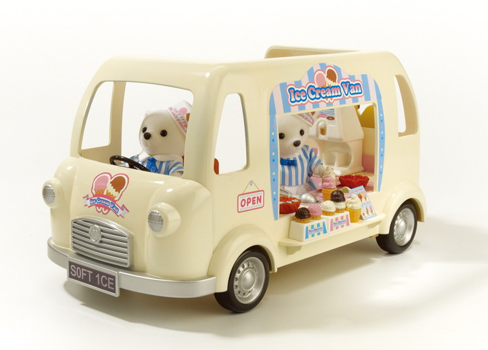 Ice Cream Van  - 9