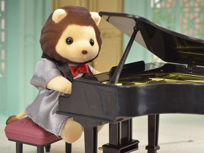 TOWN鋼琴演奏獅子 - 8