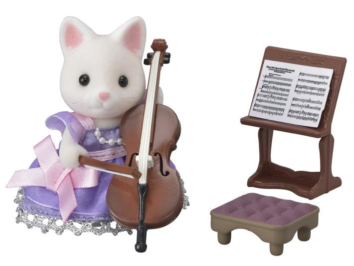TOWN大提琴演奏奶油貓 - 7