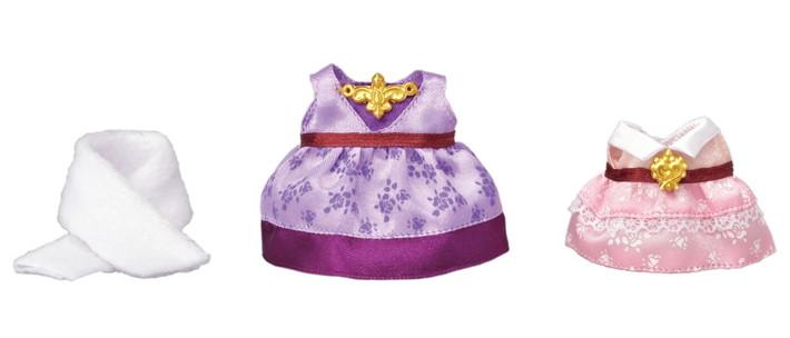 洋裝組(紫粉) - 7