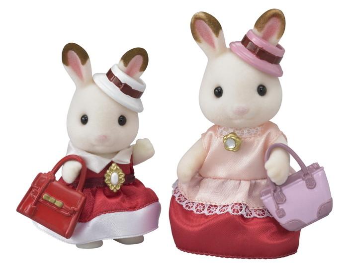 可可兔媽媽姊姊人偶組 - 7