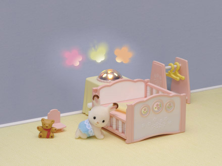Nightlight Nursery Set 5