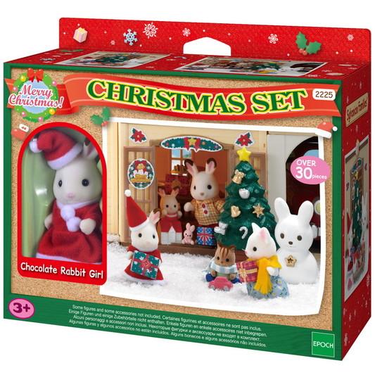 초콜릿 토끼 소녀의 크리스마스 세트 - 5