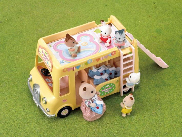 Nursery Double Decker Bus - 6