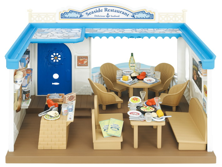 Restaurante na Praia - 9