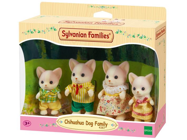 Chihuahua Dog Family - 4