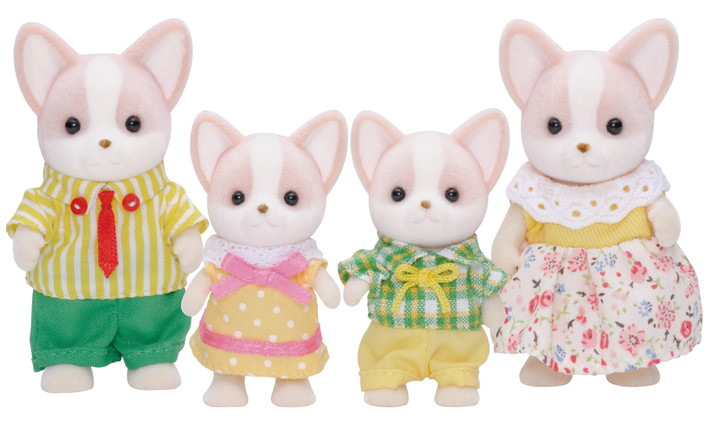 Chihuahua: Familie Wuffel - 4