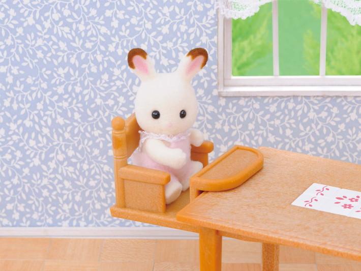 Zestaw do jadalni - stół i krzesła - 7
