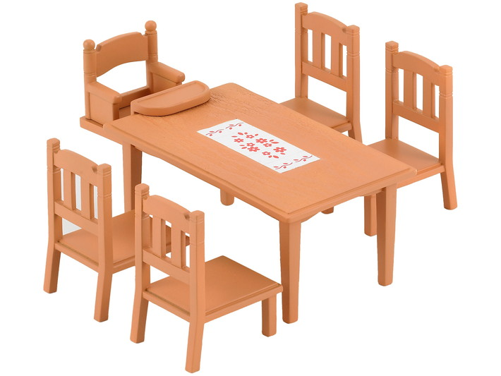 SF - Family Table and Chairs - 7