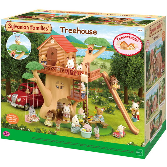 Treehouse - 10
