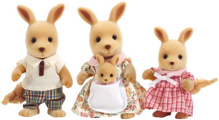 Kangaroo Family - 3