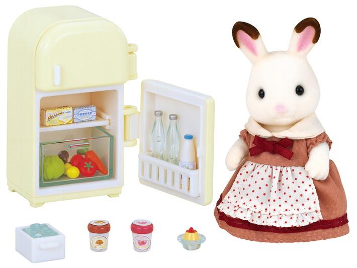 Schokoladenhasen Mutter mit Kühlschrank - 4