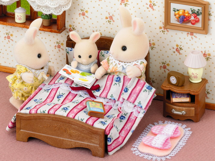Semi-Double Bed - 3