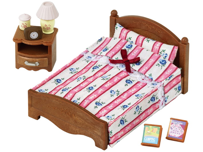 Semi-Double Bed - 1