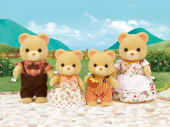 Bear Family - 4