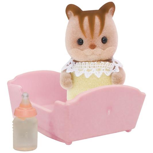 Le bébé écureuil roux - 4