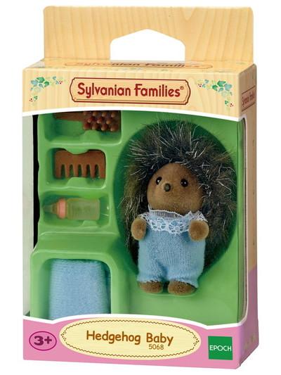 Hedgehog Baby  - 4