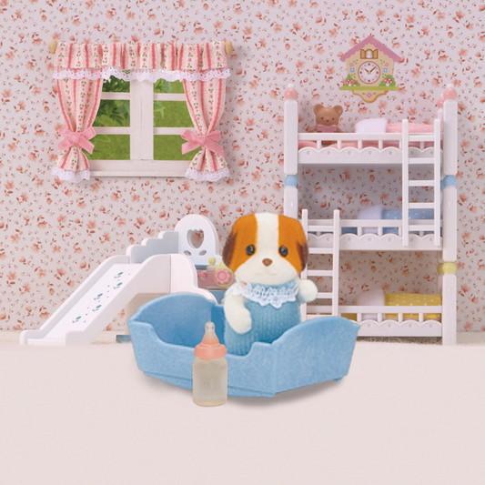 Chiffon Dog Baby - 4