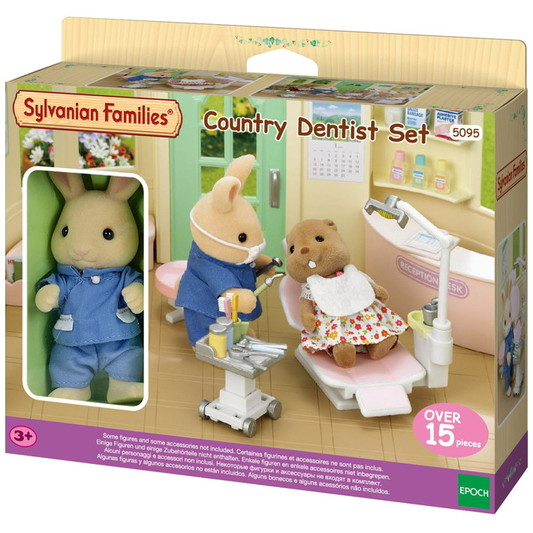 Country Dentist Set - 7