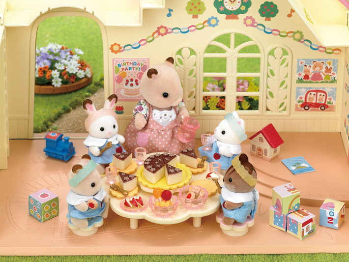 Nursery Party Set - 5