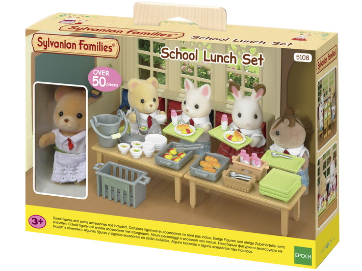 School Lunch Set - 6