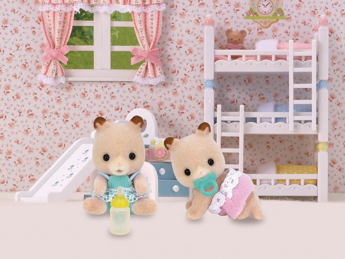 Hamster Twin Babies - 4