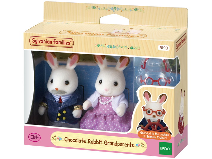 Chocolate Rabbit Grandparents - 4