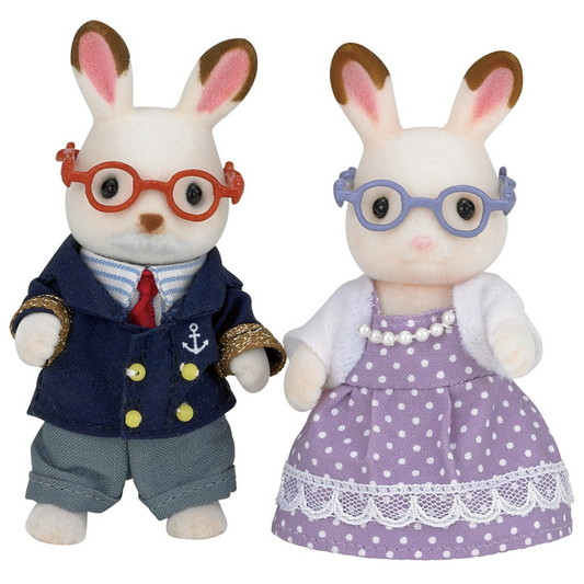 GRANDS-PARENTS LAPIN CHOCOLAT - 4