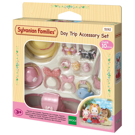 Day Trip Accessory Set - 5