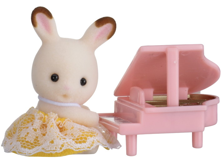 Baby Carry Case (Rabbit with Piano) - 3