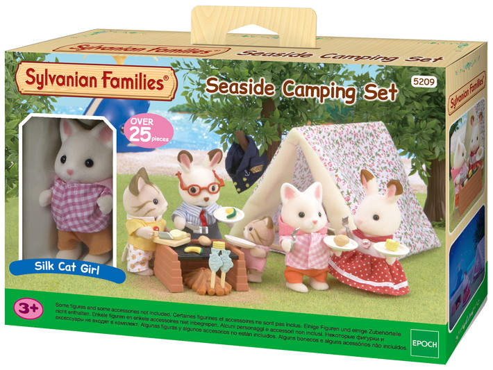 Seaside Camping Set - 7