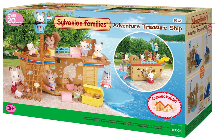 Adventure Treasure Ship - 8