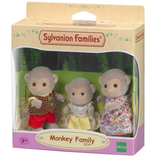 Família dos Macacos - 3