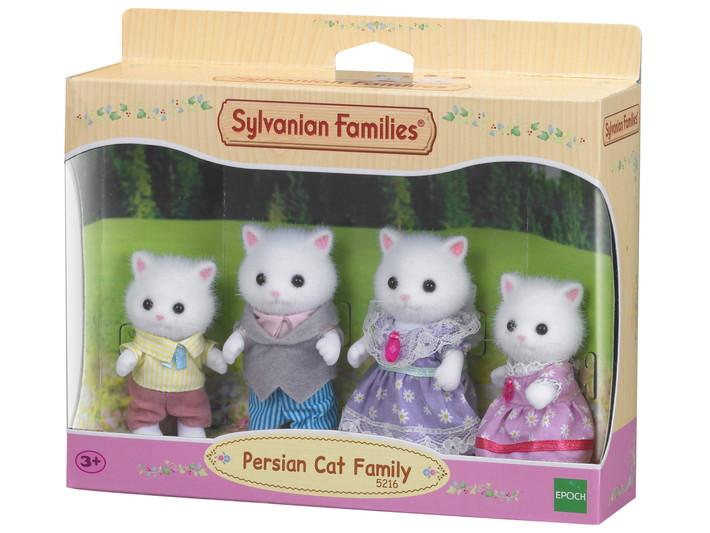 Família dos Gatos Persa - 3