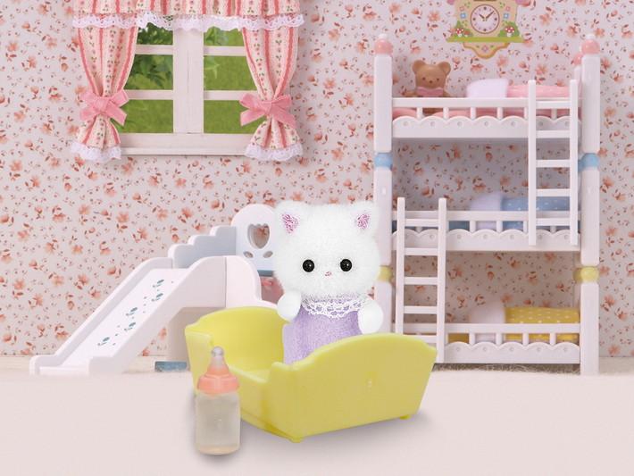 Bebê Gato Persa - 4